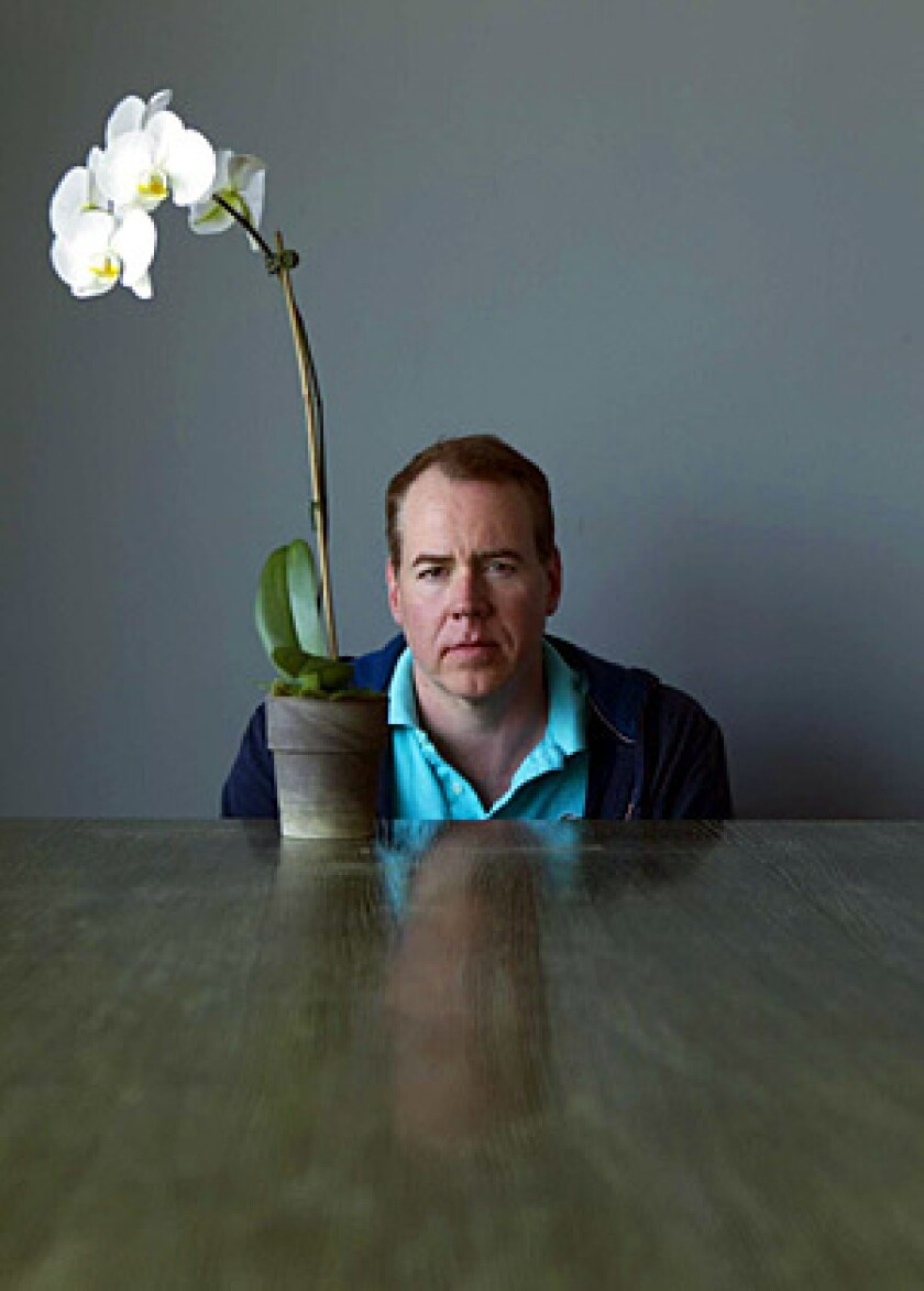 """Says author Brett Easton Ellis: """"I'm far more guilty than I was when I was 19. ... I've done a lot more."""""""