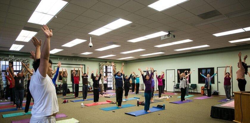 Yoga and Meditation Center