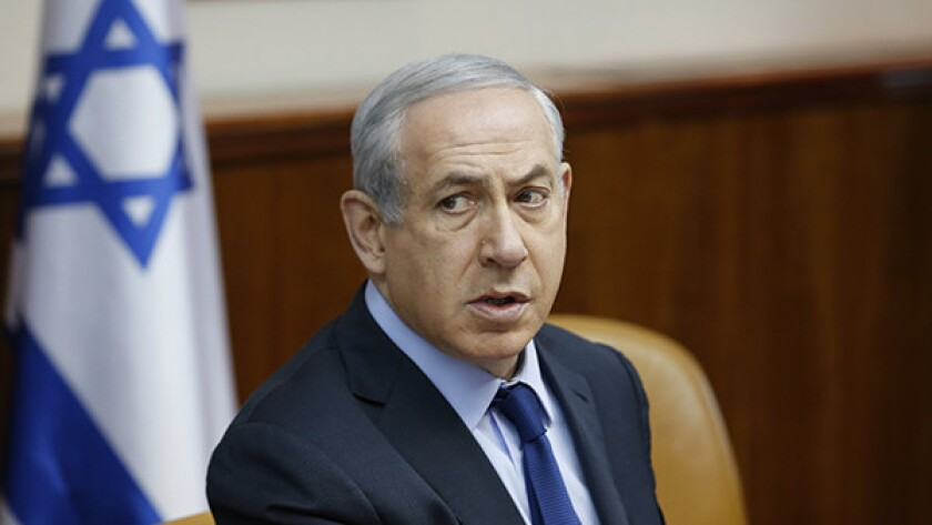 "Benjamin Netanyahu is profiled on PBS's ""Frontline."""