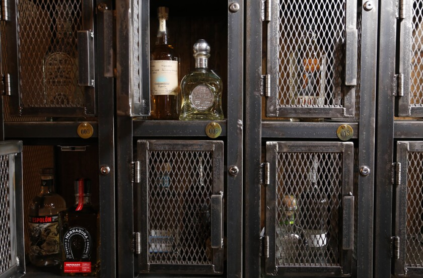 Tequila Lockers