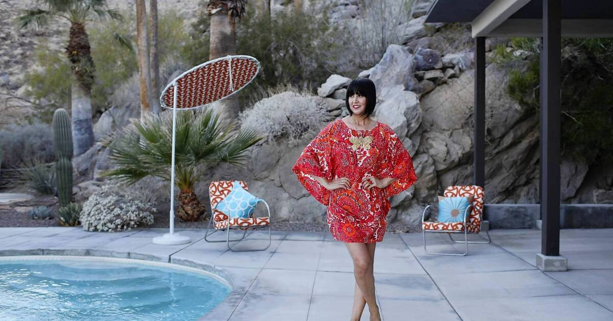 Trina Turk pairs up with Banana Republic for summer