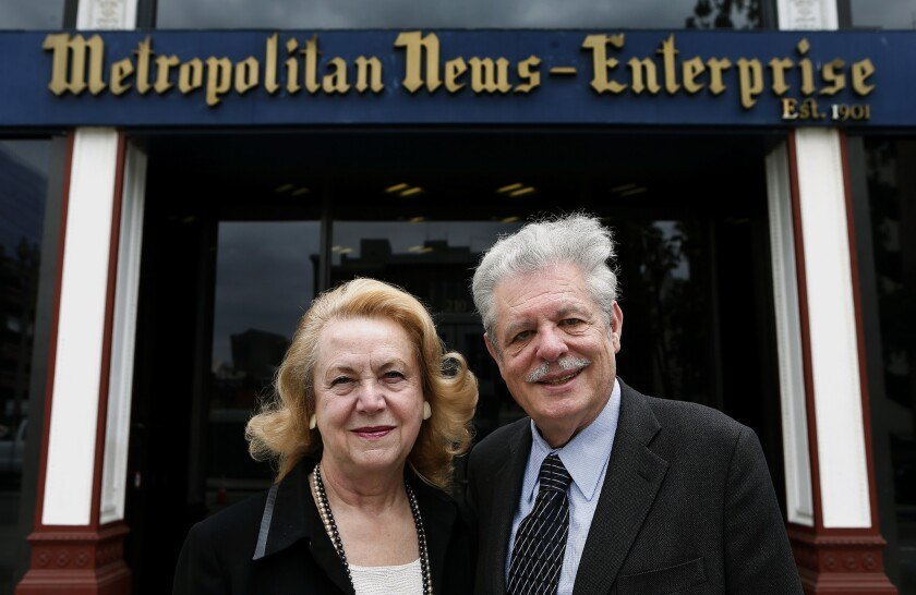 Roger and Jo-Ann Grace