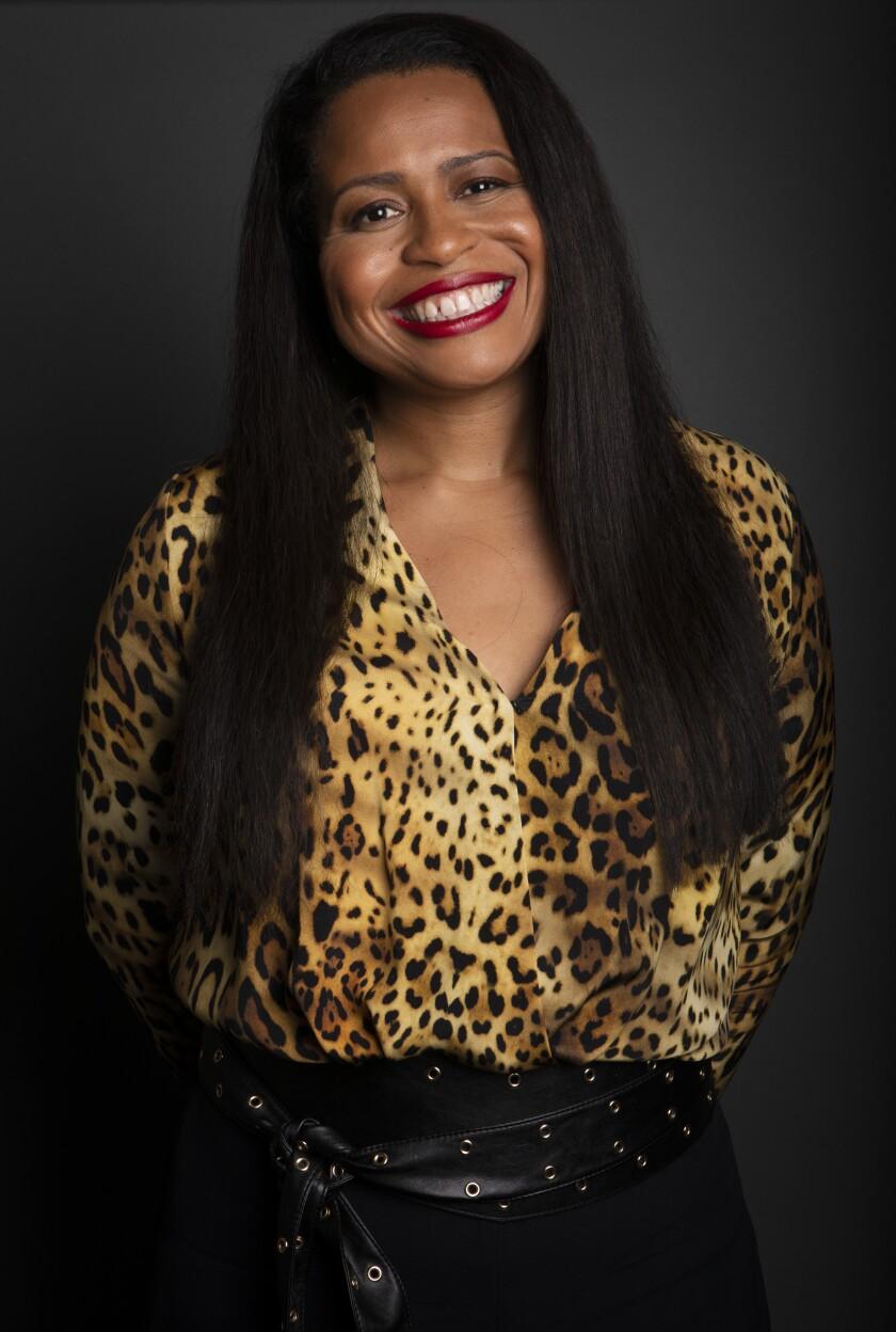 "Courtney A. Kemp, showrunner of Starz's ""Power"""