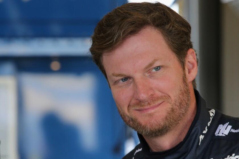 Concussion forces Dale Earnhardt Jr. out of race