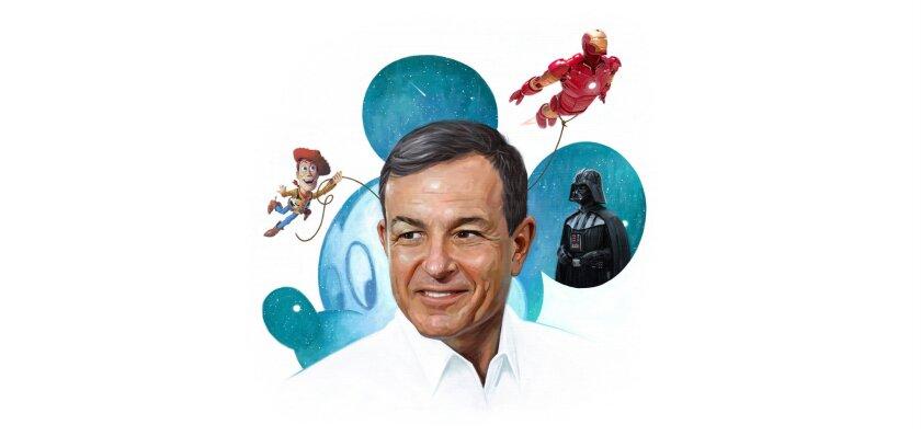 Walt Disney Co. Chairman and Chief Executive Robert Iger.