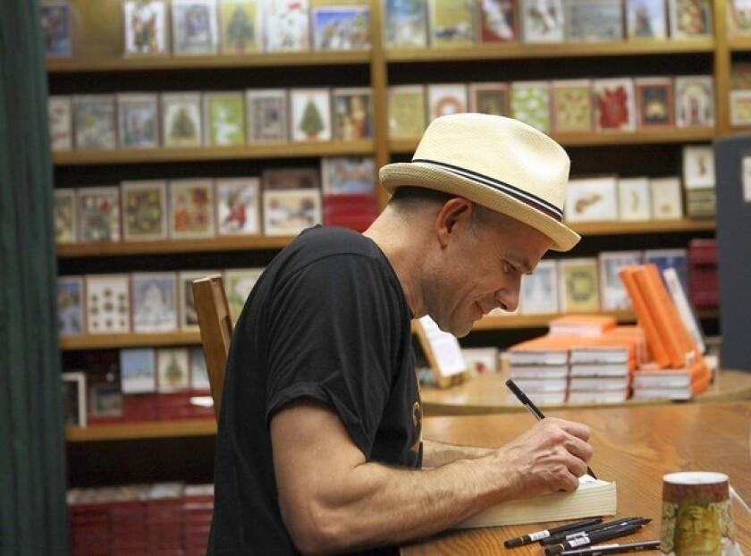 Mark Z. Danielewski: The writer as needle and thread