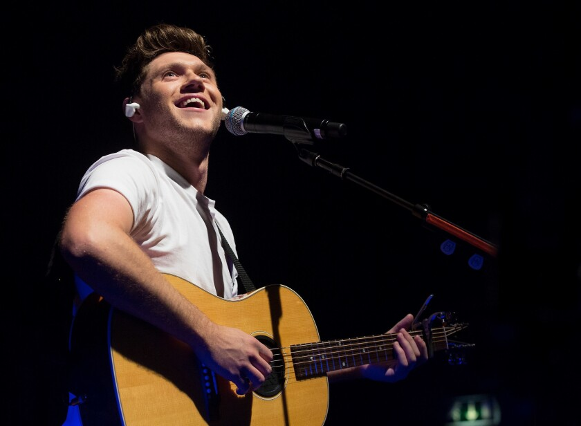 Niall Horan will hit the road for the Flicker World Tour 2018. (Jo Hale/Redferns)
