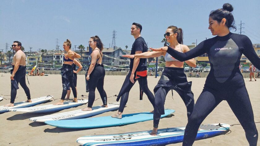 Surf and Stay San Diego offers women only classes.