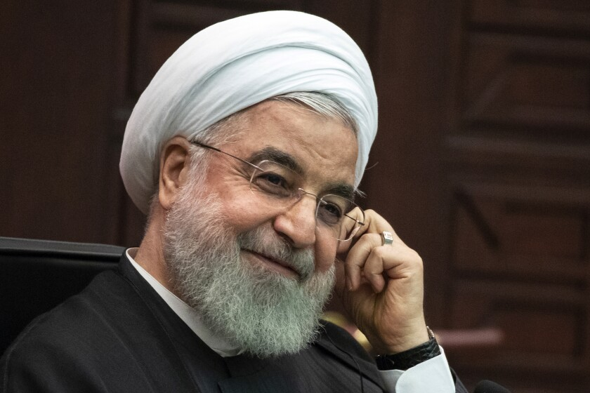 UN General Assembly Iran Rouhani