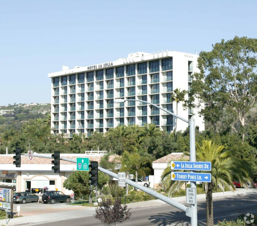 La Jolla Hotels >> La Jolla Mission Valleys Hotels Sold For 113m The San