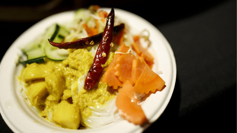 Jonathan Gold's 101 Best Restaurants launch party