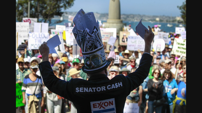 San Diego Tax March