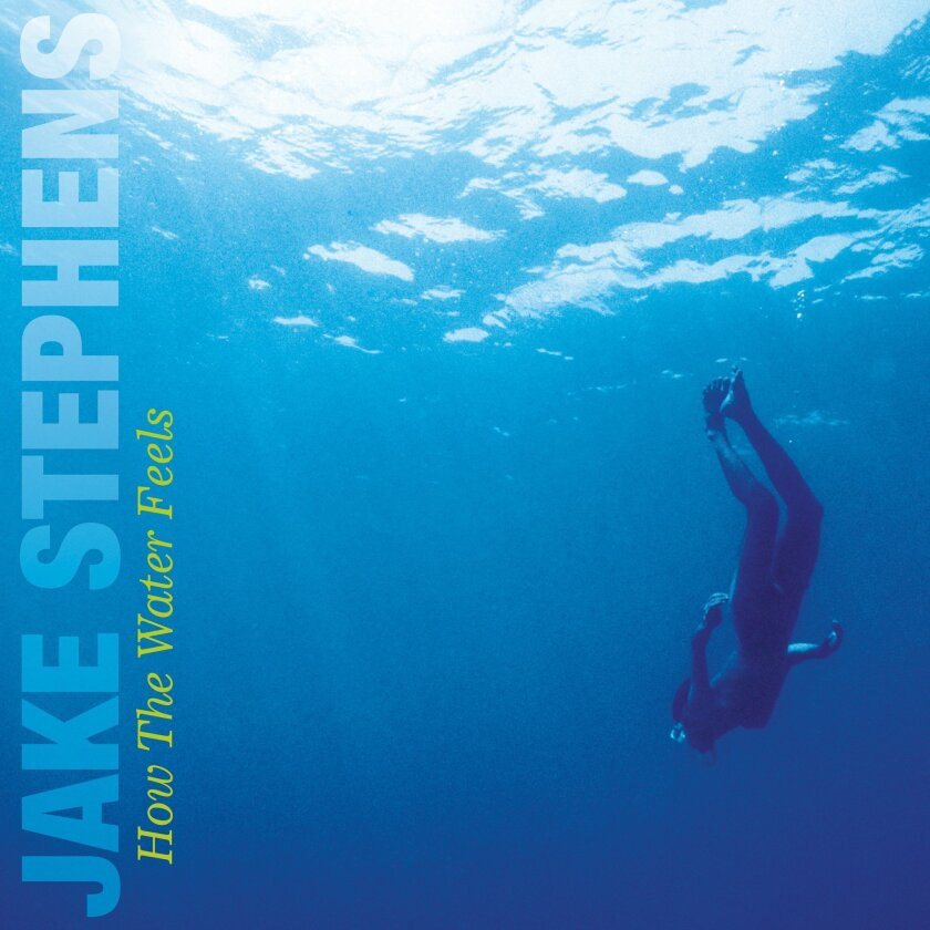 Jake Stephens' debut album, 'How the Water Feels,' is available at Bird Rock Surf Shop, 5509 La Jolla Blvd.