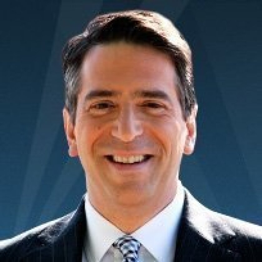 Fox News reporter James Rosen, a subject of a Justice Department probe in 2010.