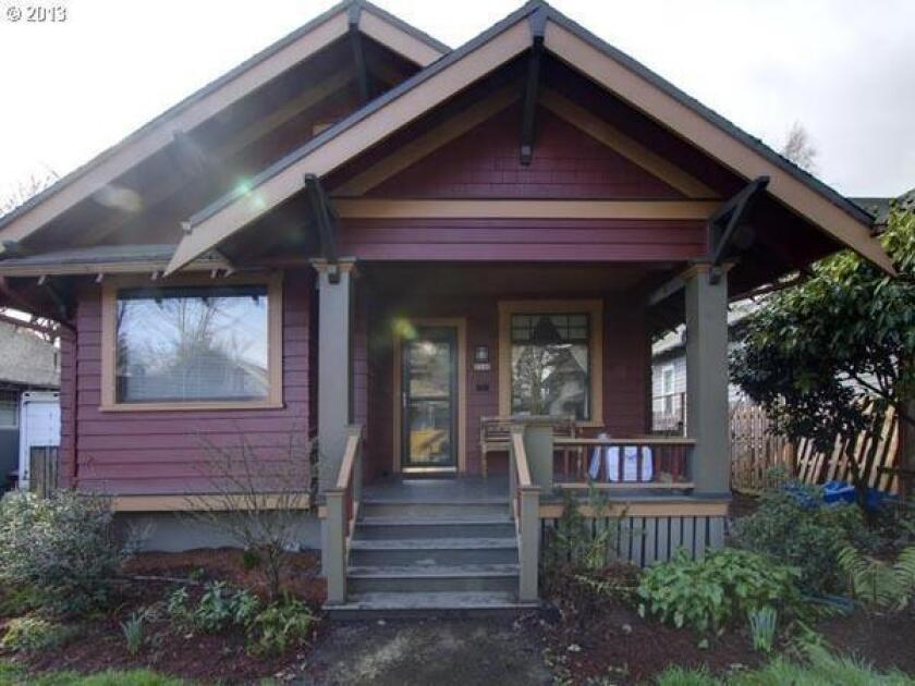 Beverly Cleary's childhood home was listed at $362,000.