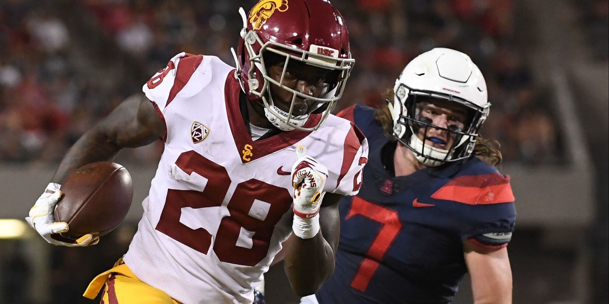 USC vs. Colorado: USC 31, Colorado 20