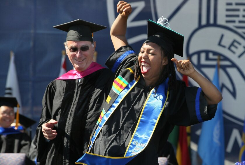 UC San Diego's spring 2020 graduation exercises will be held online rather than on campus.