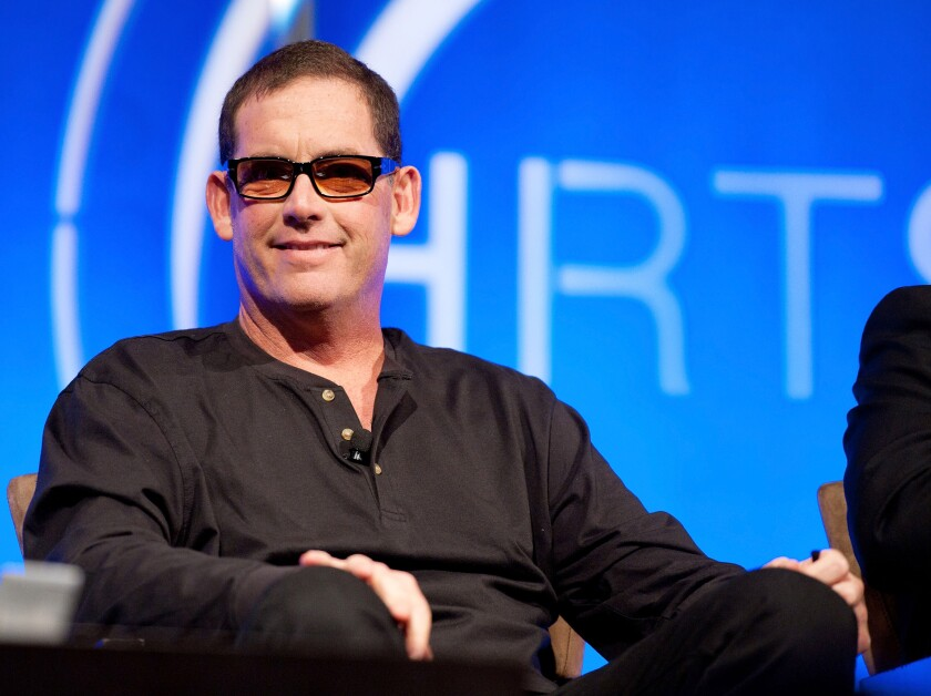 TV producer Mike Fleiss.