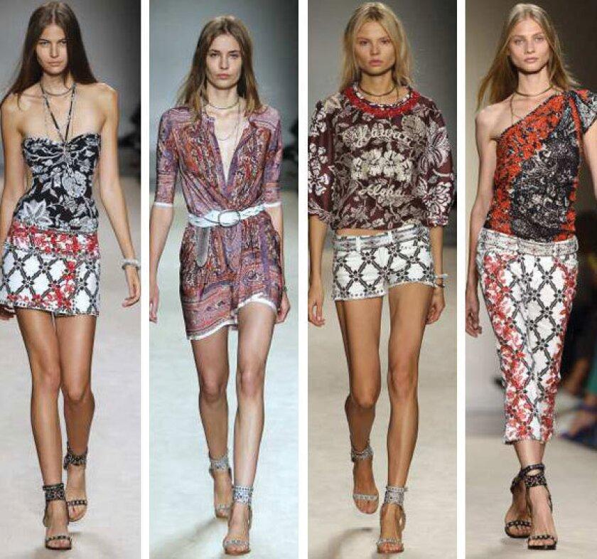 Paris Fashion Week 2013: Isabel Marant