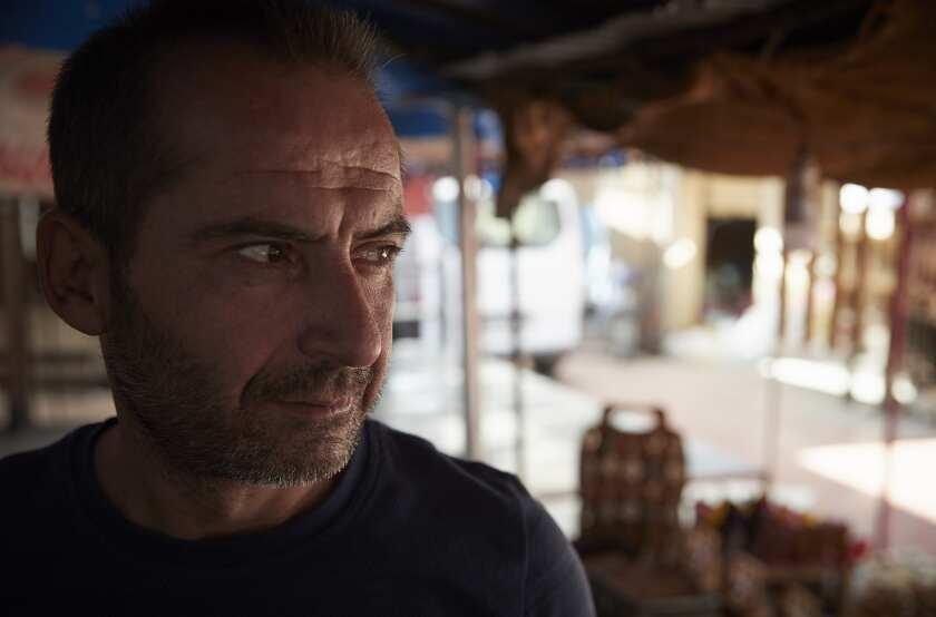 Hasankeyf shopkeeper Arif Ayham