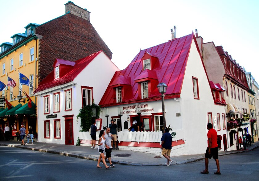 A stroll down Quebec City's cobblestone streets will take you past historical monuments, centuries-old buildings, imposing churches, quaint shops, and charming restaurants and bars.
