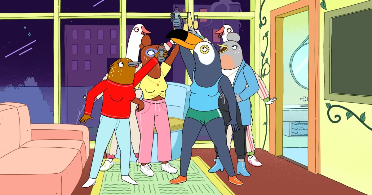 Netflix canceling 'Tuca & Bertie' 'blindsided' its creator. Inside the fight to save it