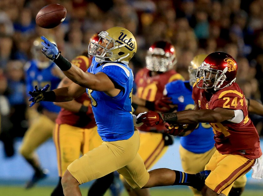 USC vs. UCLA: How the Trojans and Bruins match up for Pac-12 South showdown