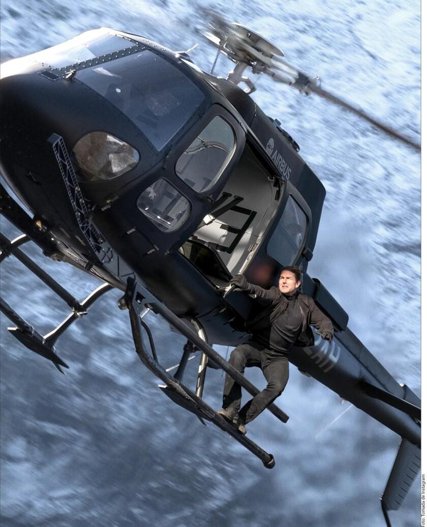 Revelan nombre de Misión Imposible 6 , así lo reveló Tom Cruiste