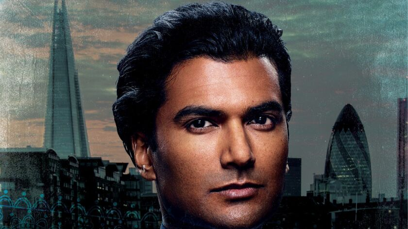 Actor Sendhil Ramamurthy is set to play Ravi in a TV adaptation of a new trilogy by Adi Tantimedh.