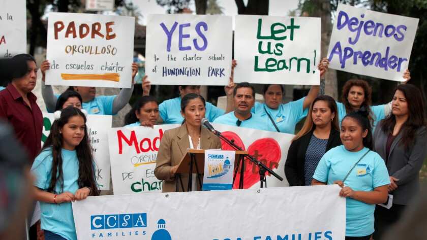Charter school backers have high expectations of the first-ever charter-friendly majority on the L.A