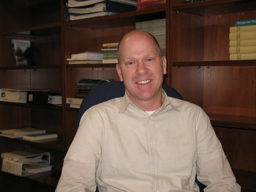 """Charlton H. """"Chuck"""" Bonham was named the new director fo the California Fish and Game Department in August."""