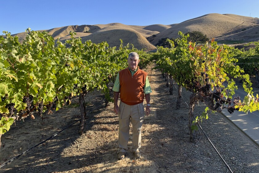 Trade War Reaches Wine Country