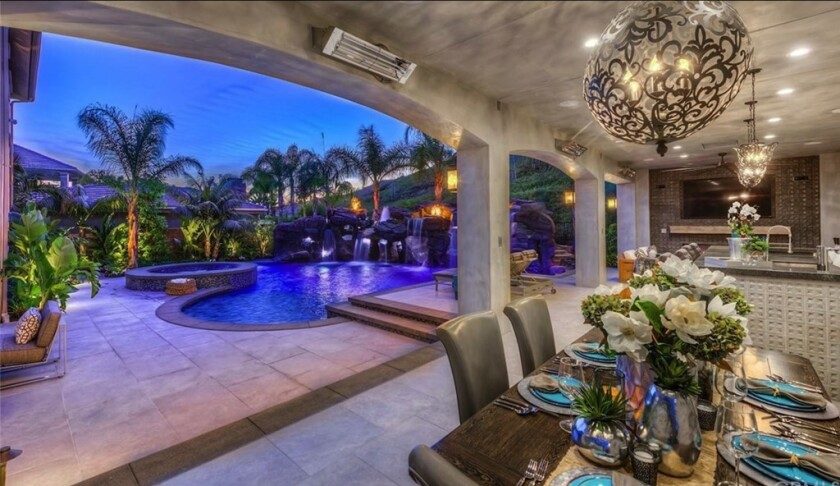 Christina El Moussa's Yorba Linda mansion