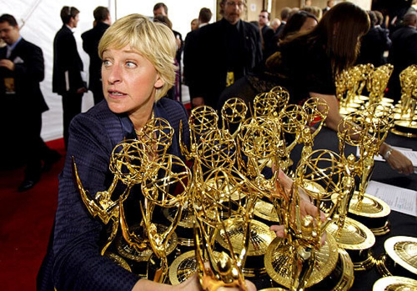 2001 | Emmy host