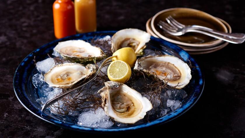 Hualalai oysters