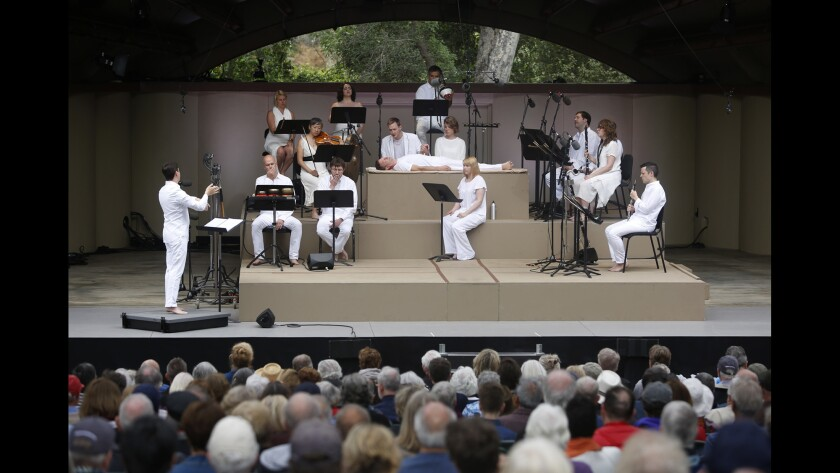 Ojai Music Festival, citing coronavirus, cancels for the first time in 74 years