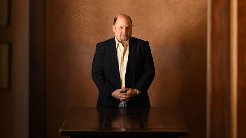 "Former ""Seinfeld"" actor Jason Alexander is directing ""Native Gardens"" at the Pasadena Palyhouse."