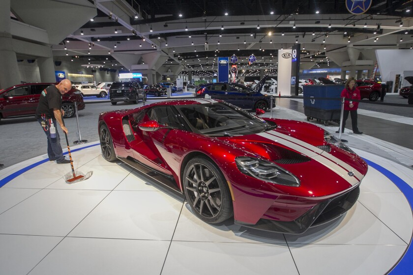 SD Auto show