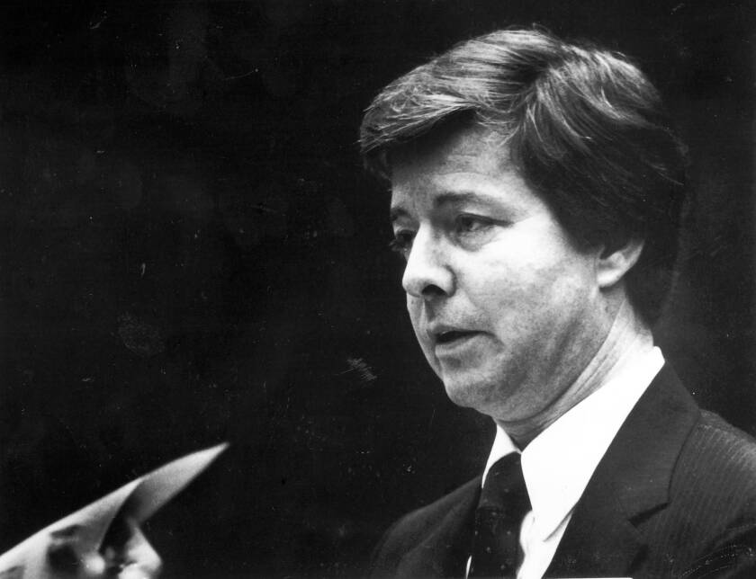 Dean R. Gits dies at 68; defense lawyer in McMartin preschool case