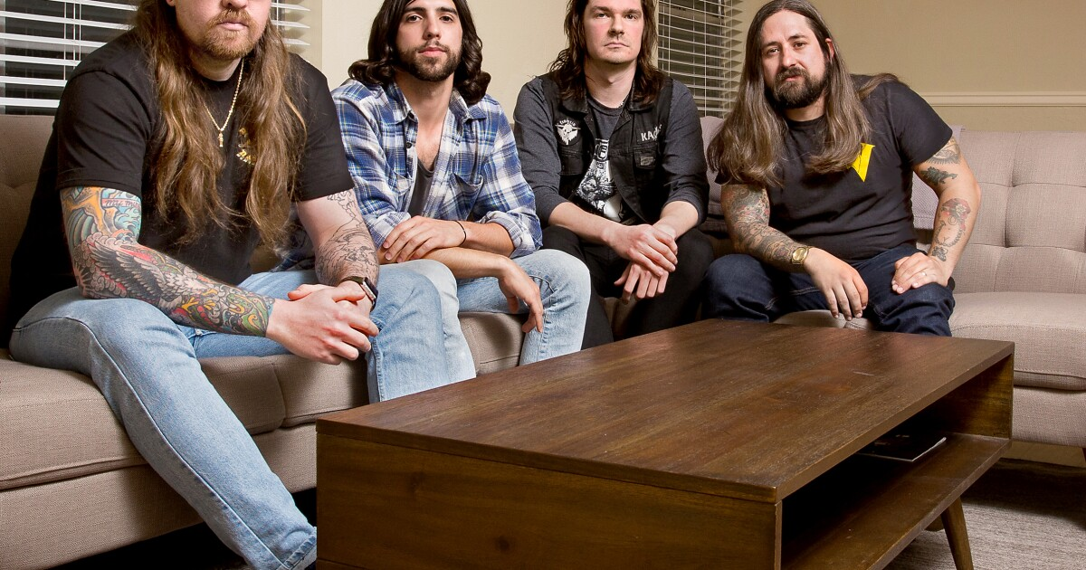 For the surviving members of metal band Power Trip, the Grammys are a bittersweet coda