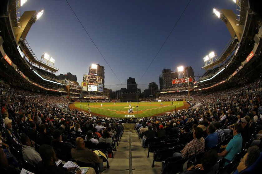 Giants-Padres 6/5/12