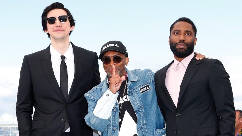 BlacKkKlansman Photocall - 71st Cannes Film Festival, France - 15 May 2018