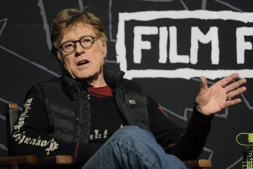 Sundance 2013: Robert Redford weighs in on Hollywood and violence