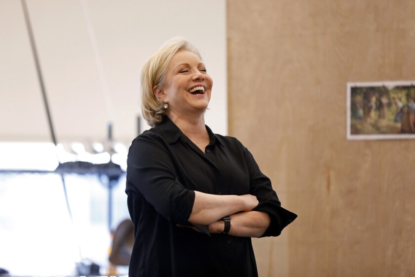 """Five-time Tony-winning choreographer and director Susan Stroman (""""The Producers,"""" """"Contact"""") is back with the new musical """"The Beast in the Jungle."""""""