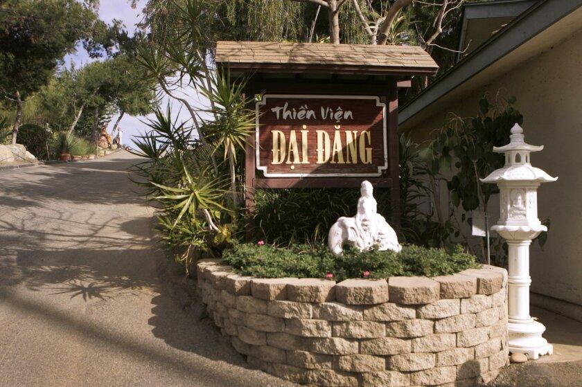 Monastery plans growth in Bonsall - The San Diego Union-Tribune