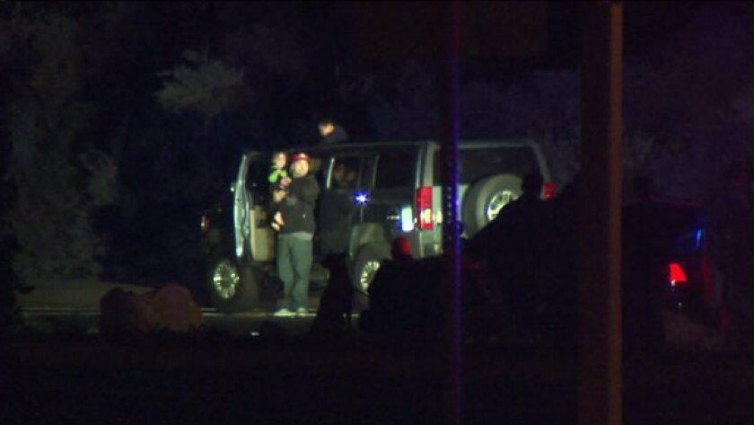 Kidnapping suspect escapes on foot, ending hours-long standoff in O.C.