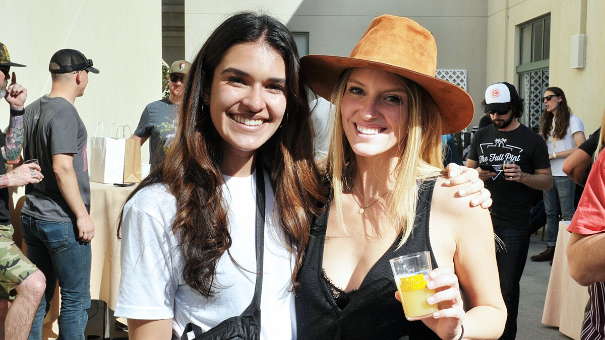 Guests had a hoot at the The Horus HOOTenanny Craft Beer Festival at the California Center for the Arts in Escondido on Saturday, Jan. 26, 2019.