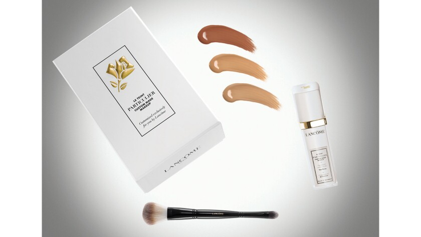 Lancôme Le Teint Particulier custom-made makeup (lancome-usa.com)