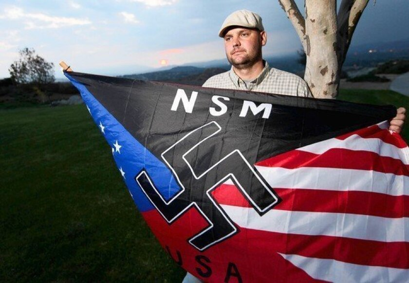 Boy who shot neo-Nazi father had a history of violence, psychologist testifies