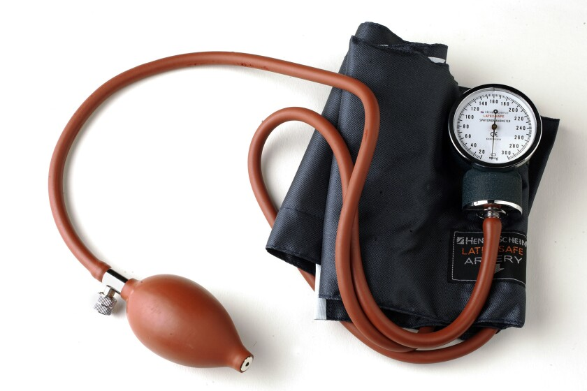 The risk of elevated blood pressure among children and teens rose 27% during a 13-year period, according to a new study.
